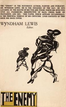 Cover of the Enemy by Wyndham Lewis