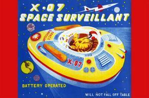 X-07 Space Surveillant