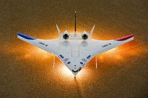 X-48C heavy-lift subsonic aircraft