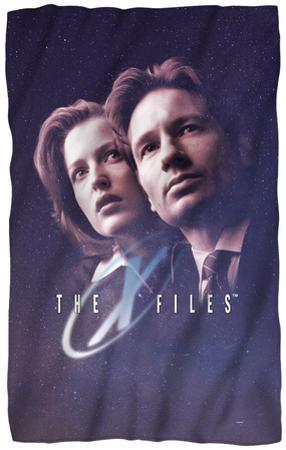 X-Files - Among The Stars Fleece Blanket