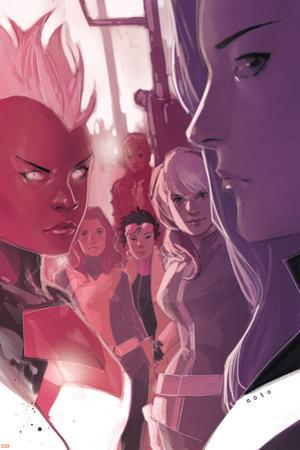 X-Men: Battle of the Atom No. 1: Summers, Rachel, Rogue, Storm, Pryde, Kitty, Psylocke