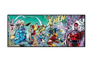 X-Men Forever Alpha No. 1: X-Men No. 1: Beast, Storm, Gambit, Psylocke, Colossus, Rogue, Wolverine