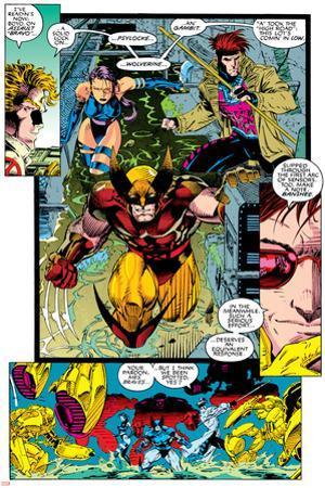 X-Men Forever Alpha No. 1: X-Men No. 1: Wolverine, Psylocke, Gambit
