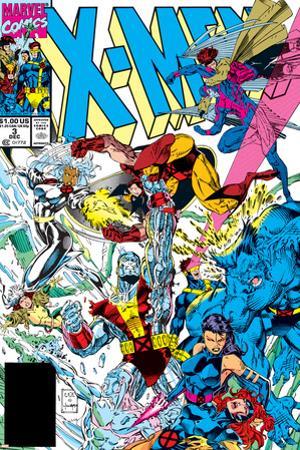 X-Men Forever Alpha No. 1: X-Men No. 3: Psylocke, Wolverine, Gambit, Cyclops, Rogue, Beast