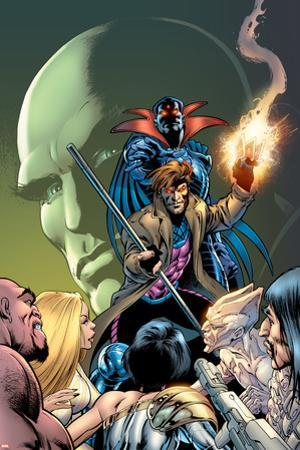 X-Men: Legacy No. 213: Gambit, Mr. Sinister, Xavier, Charles
