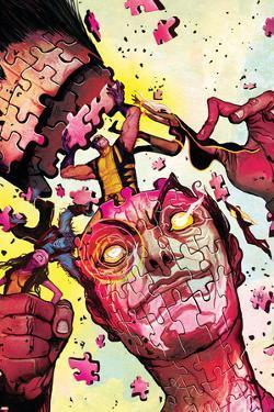 X-Men Legacy No. 4: Legion, Wolverine, Storm, Blindfold, Beast