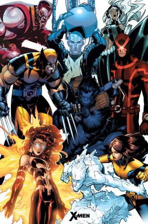 X-Men- Power Collage