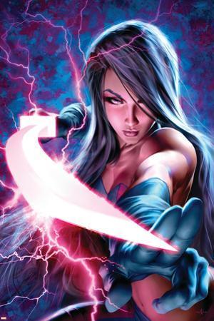 X-Men: Sword of the Braddocks No. 1: Psylocke