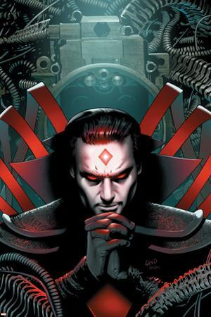 X-Men: The End No.4 Cover: Mister Sinister