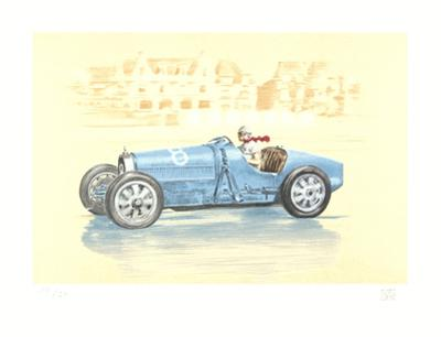 Bugatti-Helle Nice by Xavier La Victoire