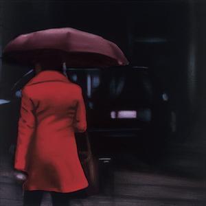 Lady in Red by Xavier Visa