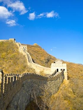 Mutianyu Section of the Great Wall of China by Xiaoyang Liu
