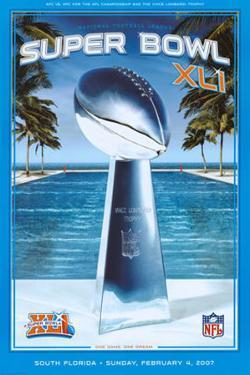 XLI Super Bowl