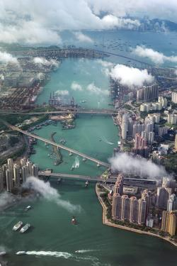 Aerial Image of Infrastructure by xPacifica