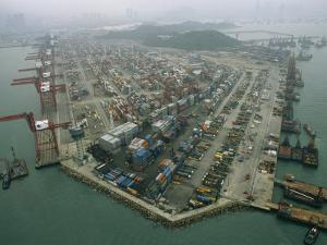 Hong Kong Cargo Terminal by xPacifica