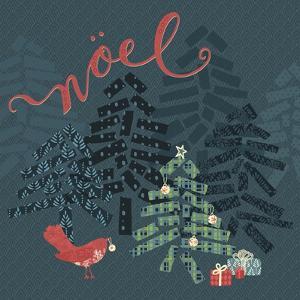 Noel Christmas Trees by Yachal Design
