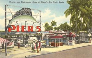 Yacht Basin, Miami, Florida