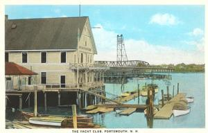 Yacht Club, Portsmouth, New Hampshire