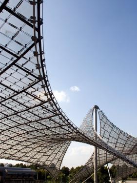 Olympiapark (Olympic Park), Munich, Bavaria, Germany by Yadid Levy