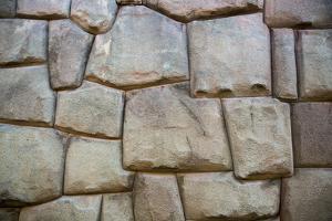 The Inca Wall at Hathunrumiyoq Street, Las Piedras Del Los 12 Angulos (Stone of 12 Angles), Cuzco by Yadid Levy
