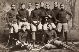 Yale Ice Hockey Team, 1901