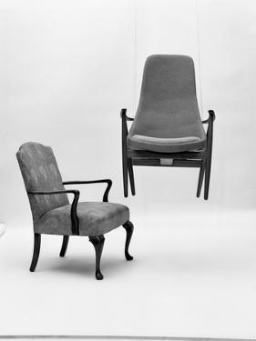 Modern Furniture, 1960 by Yale Joel