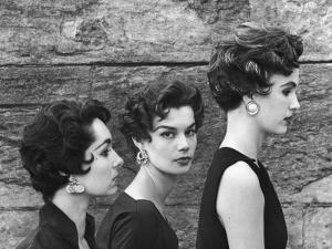 Variations of an Italian Haircut Labeled with Artistic License by Hairdresser Marcel by Yale Joel