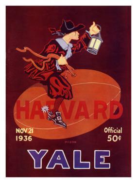 Yale vs. Harvard, 1936
