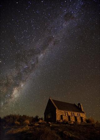 Church Of The Good Shepherd by Yan Zhang