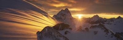 Glacier Light by Yan Zhang