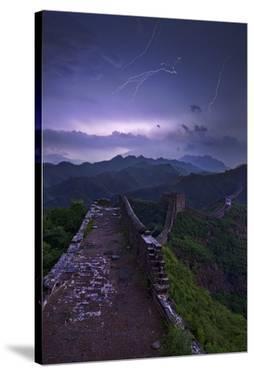 Great Wall by Yan Zhang