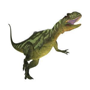 Yangchuanosaurus, a Theropod Dinosaur from the Jurassic Period
