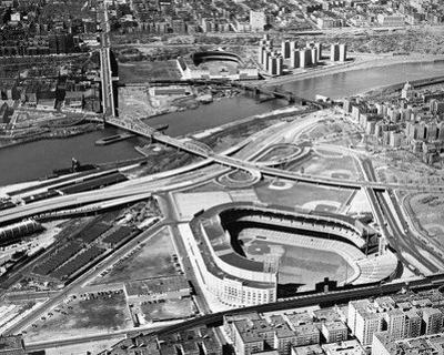 Yankee Stadium and Polo Grounds, New York City