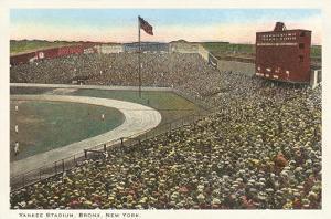 Yankee Stadium, Bronx, New York City