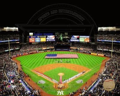 Yankee Stadium Game 1 of the 2009 World Series