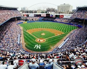 Yankee Stadium - inside