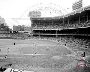 Yankee Stadium Right Field - 1957 World Series Game 6 ©Photofile