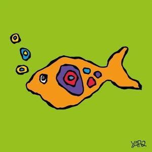 Fish by Yaro
