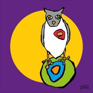 Owl by Yaro