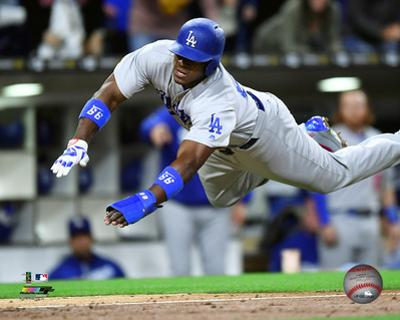 Yasiel Puig 2016 Action