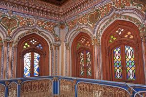 The Beautiful Woodwork in Chiniot Palace in Pakistan by Yasir Nisar