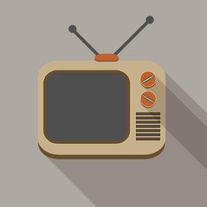 Retro Tv Set by YasnaTen