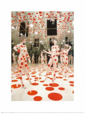 Repetitive Vision, c.1996 by Yayoi Kusama