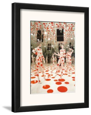 Repetitive Vision, c.1996 by Yayoi Kusama