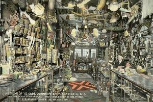 Ye Olde Curiosity Shop, Seattle