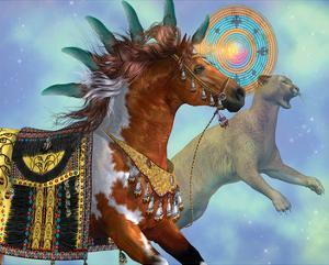 Year of the Cougar Horse