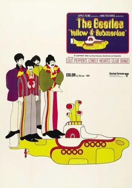 Yellow Submarine, 1968