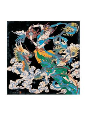 Dragon Fairy by Yenhuei Hsu