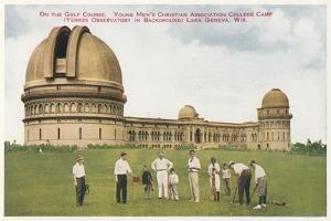 Yerkes Observatory, Lake Geneva