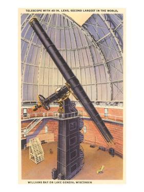 Yerkes Telescope, Williams Bay, Wisconsin